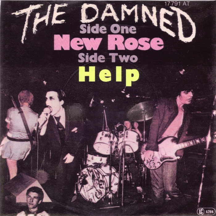 the-damned-new-rose-schweinhund-schallplatten